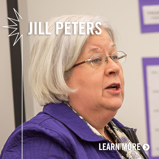 Dr.Jill Peters